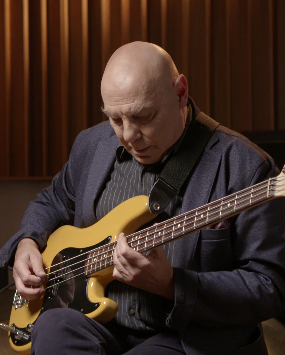 Uno dei musicisti che realizzò il primo 33 giri di Vasco Rossi