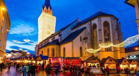 Mercatini di Natale di Villach: la città dall'Avvento