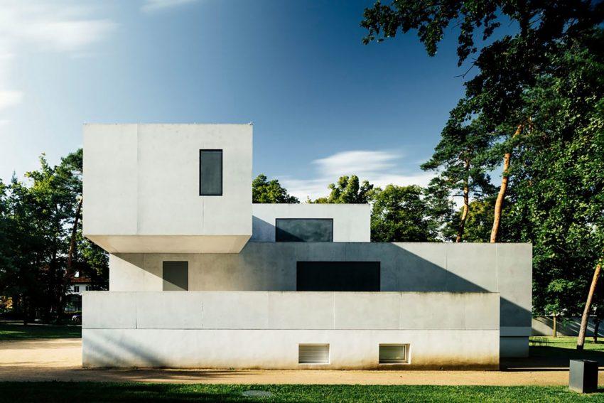 Le Case dei Maestri a Dessau / architetti: Bruno Fioretti Marquez Architekten (2010–2014)