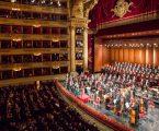 La Scala al Drive-In con la proiezione dell'Aida