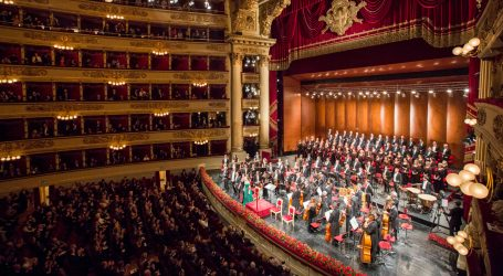 Orchestra e Coro del Teatro alla Scala (ph Brescia e Amisano)