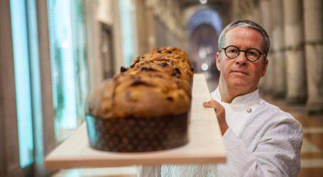 Ernst Knam, lo chef che insegna il panettone ai milanesi