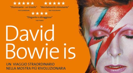 David Bowie Is: arriva l'App per un tour virtuale della mostra