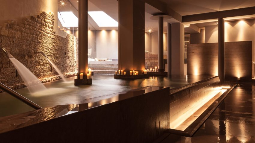 Relax in spa per San Valentino al Nun Assisi Relais & Spa Museum