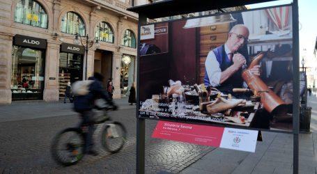 Botteghe storiche e nuove imprese in mostra in via Dante