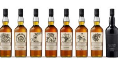 Gli otto whisky ispirati a Games of Thrones