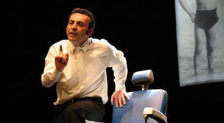 Le mille bolle blu teatro Libero