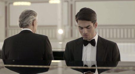Andrea e Matteo Bocelli super ospiti a Sanremo 2019