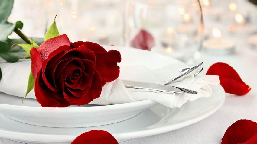 Tutto pronto per la serata di San Valentino