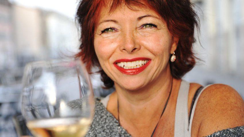 Maida Mercuri è anche scouting del vino: dopo il Barolo al calice, oggi stupisce i suoi commensali con prodotti del 'nuovo mondo' vitivinivcolo