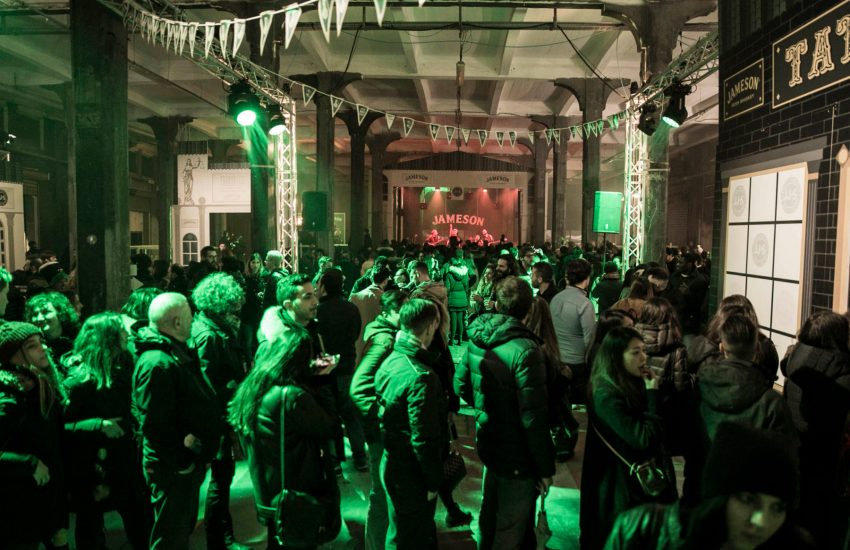 Jameson Irish Whiskey - St Patrick's Day Milano LR