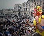 Tornano gli artisti di strada a Milano, con regole anti-Covid