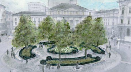 Seminiamo: Piazza della Scala si rifà il look