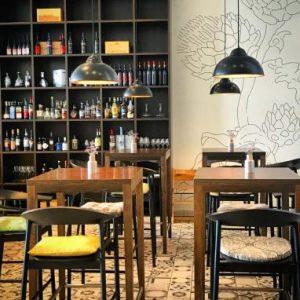 Istrian bistro & Tapas bar a Portorose in Slovenia