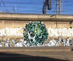 Street Art: a Milano il murales One Planet One Future