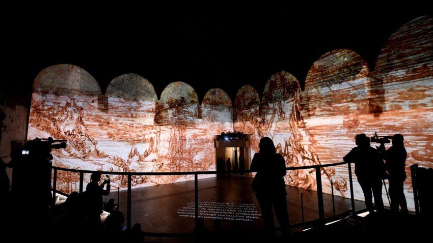 Sala delle Asse, Castello Sforzesco