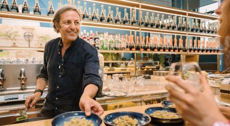 Caffè Fernanda della Pinacoteca: in cucina arriva Filippo La Mantia