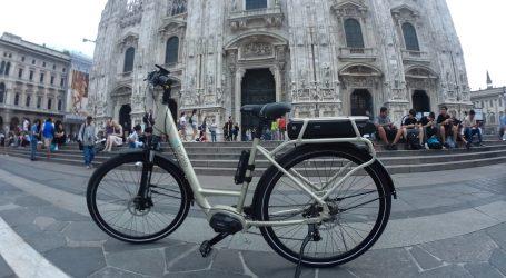 In sella a una Brinke Bike pedalare è una passeggiata