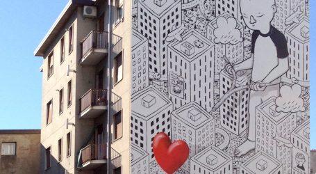 La Street Art a Milano raccontata da Wesley Edwards