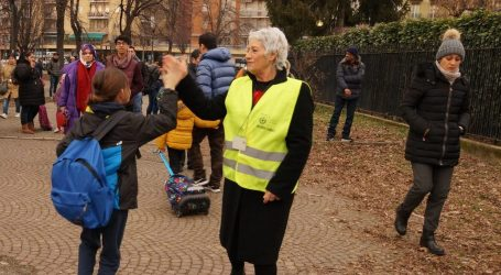 Nonni Amici a Milano, il servizio di volontariato