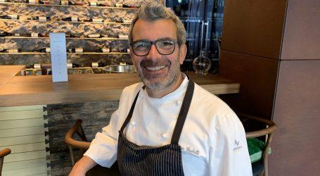 Luca Gubelli sale ad alta quota: Milano mi manchi, ma la montagna è food relax