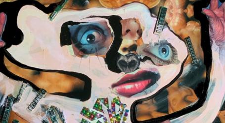 La concept-mostra di Ivan Cattaneo, il poliartista