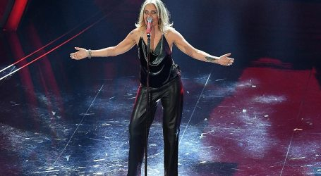 Irene Grandi a Sanremo 2020: Ho chiesto a Vasco una bomba