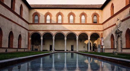 Castello Sforzesco online: virtual tour tra Leonardo e Michelangelo