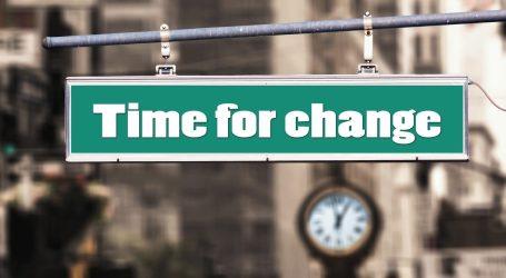 Il cambiamento: c'era una volta il futuro