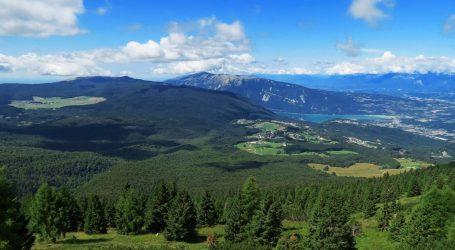 La favola dell'Alpago, terrazza delle Dolomiti