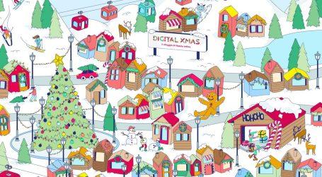 Digital Xmas: il primo Villaggio di Natale online