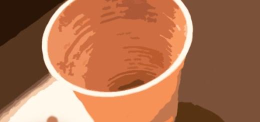 Quattro chicchi di caffè