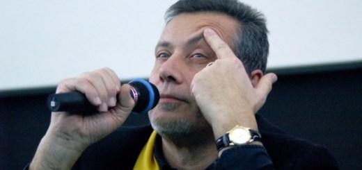 Massimo Carlotto al festival Nebbiagialla 2009