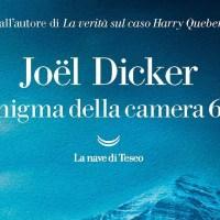 Joël Dicker  - L'enigma della camera 622