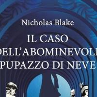 Il caso dell'abominevole pupazzo di neve - Nicholas Blake