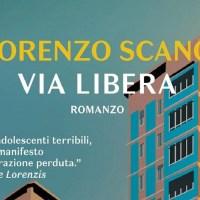 La mia Cagliari in chiave noir - Intervista a Lorenzo Scano - Via libera