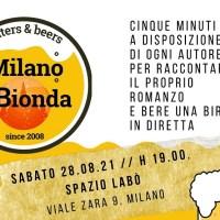 Il 28 agosto torna il Milano in Bionda!!!