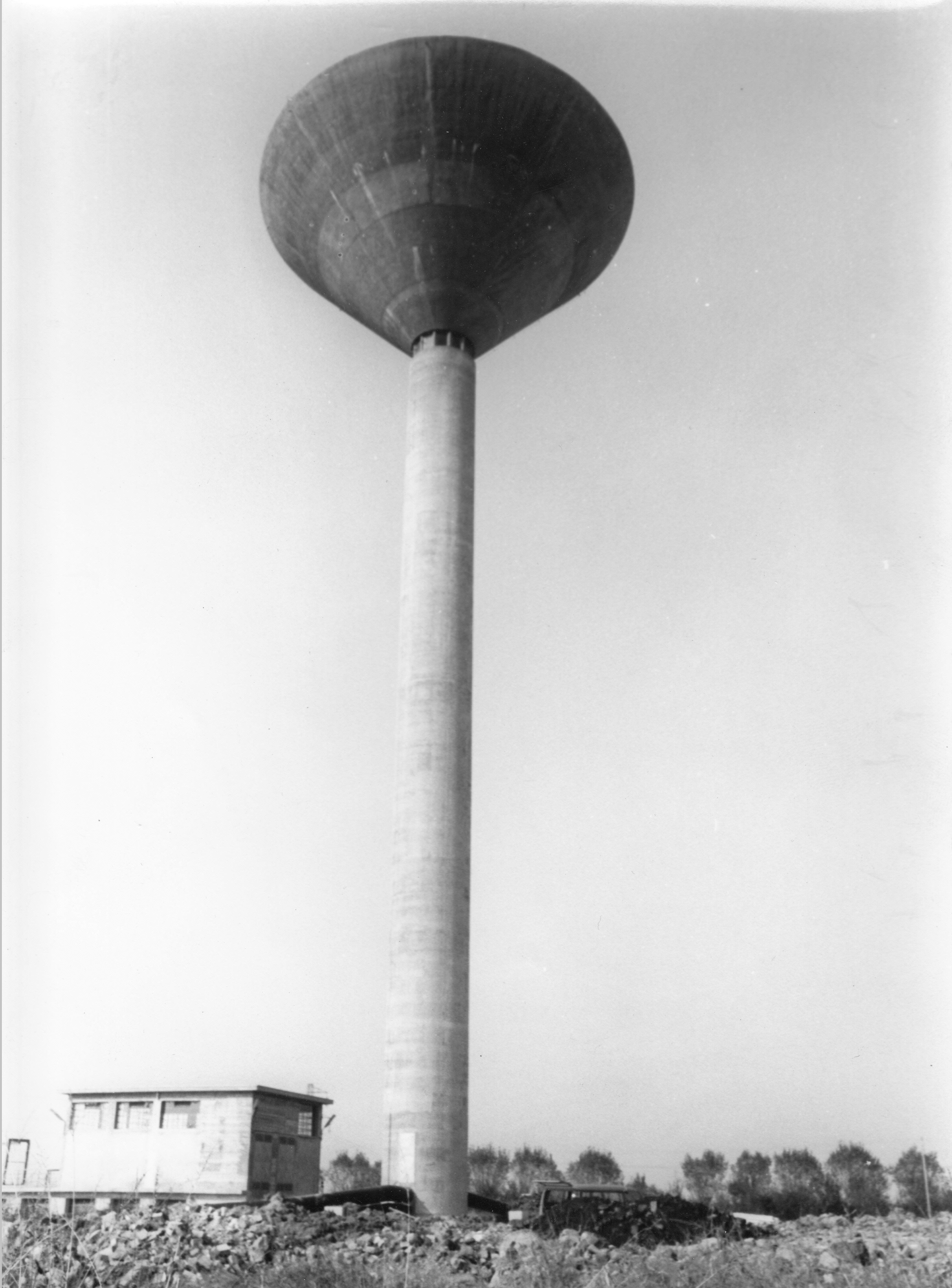 torre livellazione Po'