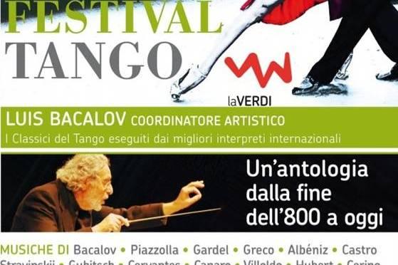 Bacalov in concerto a soli 9 euro! Giovedì 7 e Domenica 10 agosto FESTIVAL TANGO Auditorium Milano