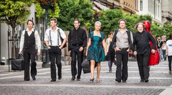 """Concerto (gratis) Tango Harmony Budapest. E inaugurazione della """"Milonghetta in Cascina"""" a San Siro."""