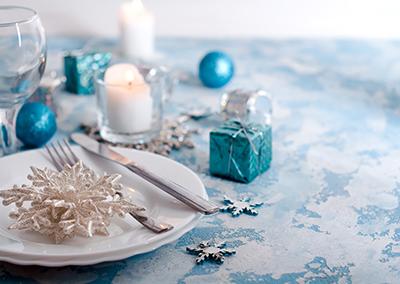 Preparare il pranzo di Natale