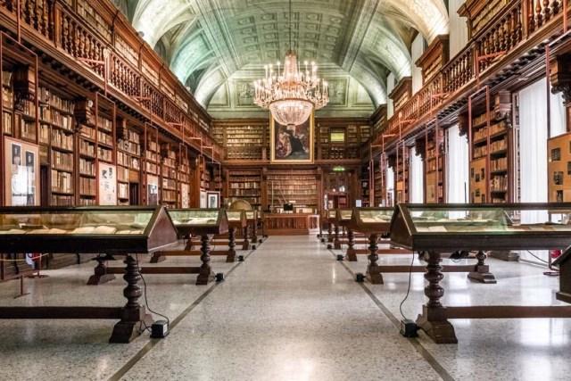 библиотека Брера