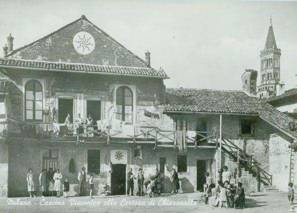 Аббатство Кьяравалле, мельница