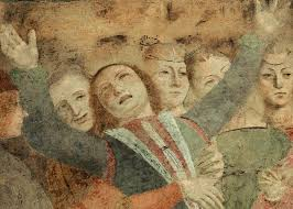 Сан-Пьетро-ин-Джессате. Фрагмент фрески