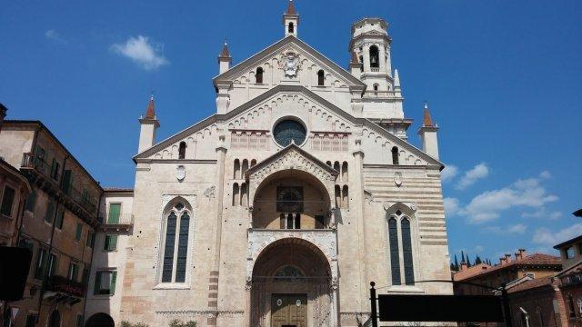 По историческим церквям Вероны - Кафедральный собор 1