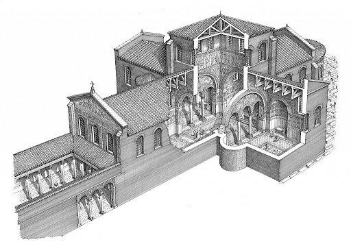 Сан-Надзаро - ricostruzone