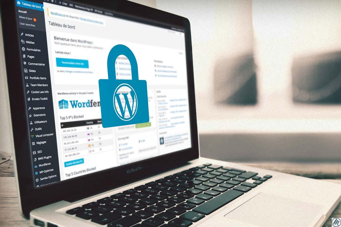 Sécurisez et protégez votre site Web WordPress