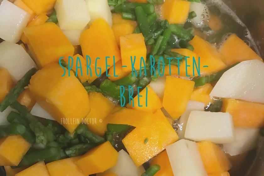 Spargel Karotten Babybrei Rezept