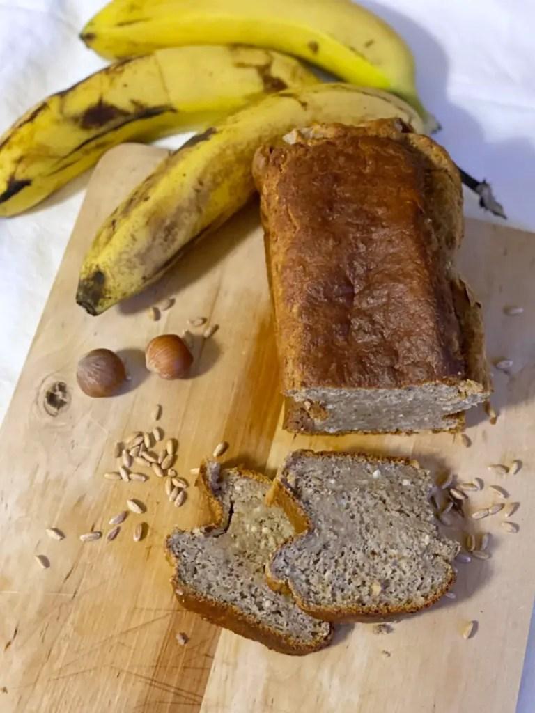 zuckerfreies Bananenbrot Familienrezept