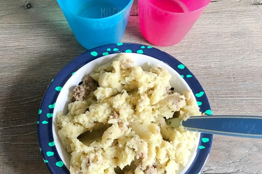 Rezept Beikost Baby Brei Winter Pastinake Kohlrabi